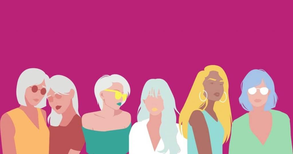 Podrška grupe žena